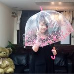 英国王室御用達の傘が活躍します♪